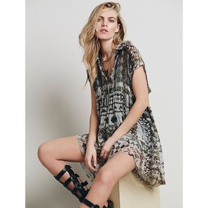 Free People FP ONE Extreme Babydoll Dress
